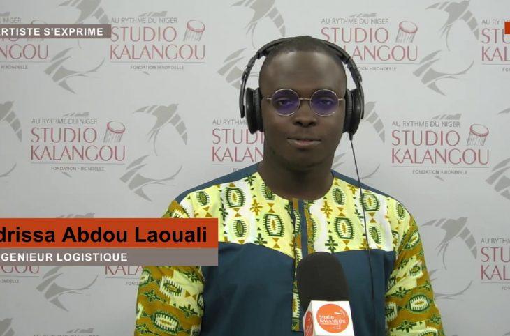 Idrissa Abdou Laouali était l'invité de la rubrique l'artiste s'exprime de ce week-end