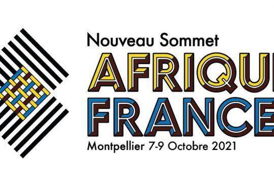 Logo du nouveau sommet Afrique-France tenu le 08 Octobre 2021