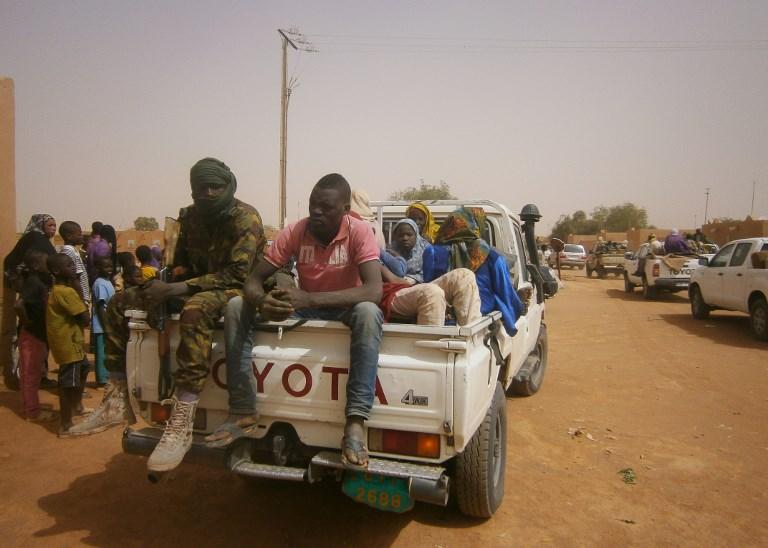 Migration / Une nouvelle vague de refoulés d'Algérie arrivée à Agadez. Ils sont 664 dont plusieurs malades