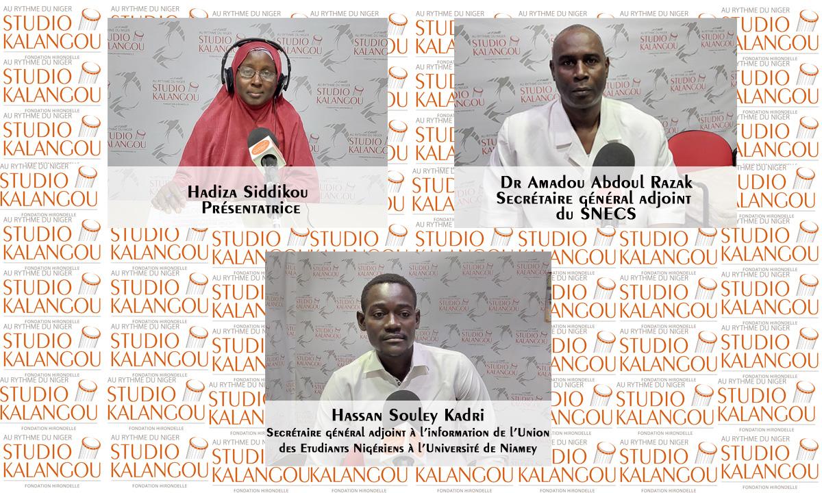 Les attentes des étudiants et des enseignants des Universités Publiques du Niger pour une bonne reprise des cours