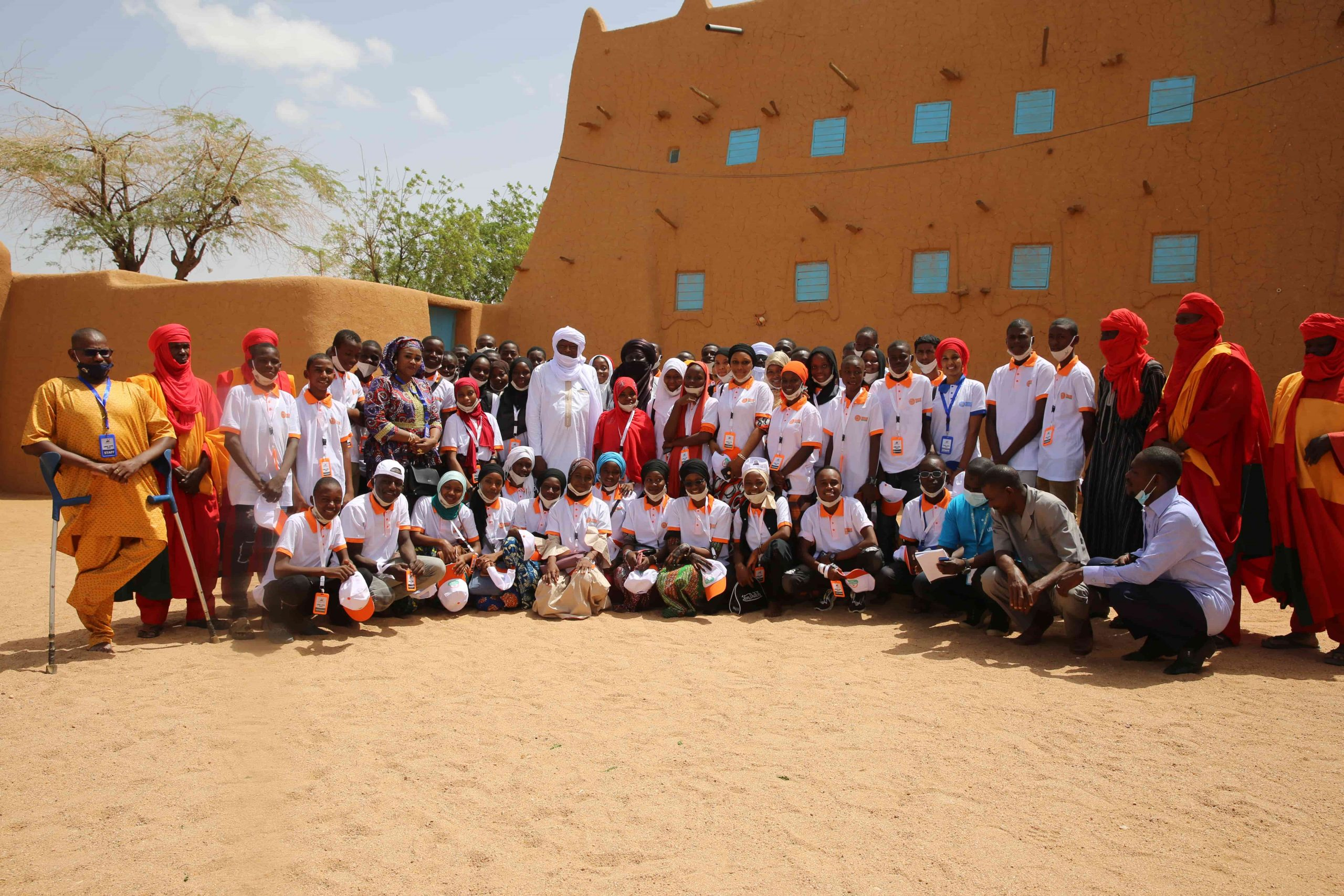 Un camp d'été pour faire découvrir les merveilles de l'Aïr aux meilleurs élèves du BEPC 2021