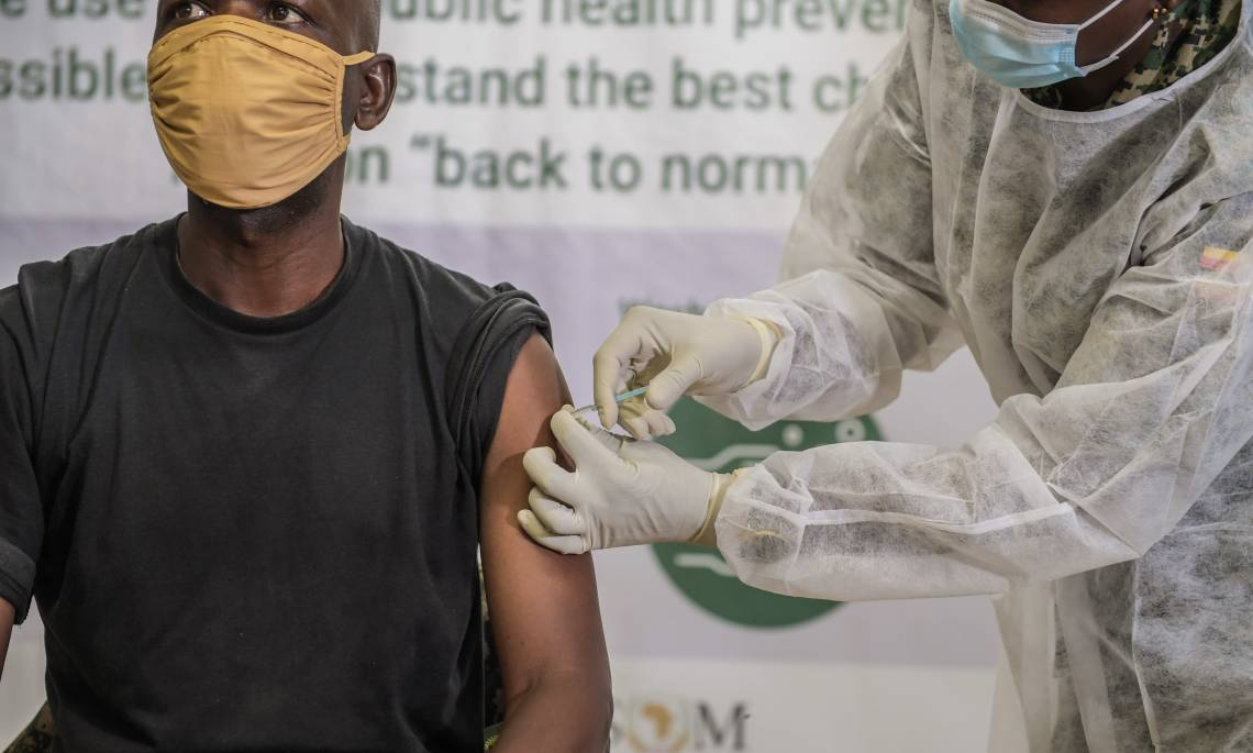 Déroulement de la campagne de vaccination massive contre la covid19 a Birnin Gaouré