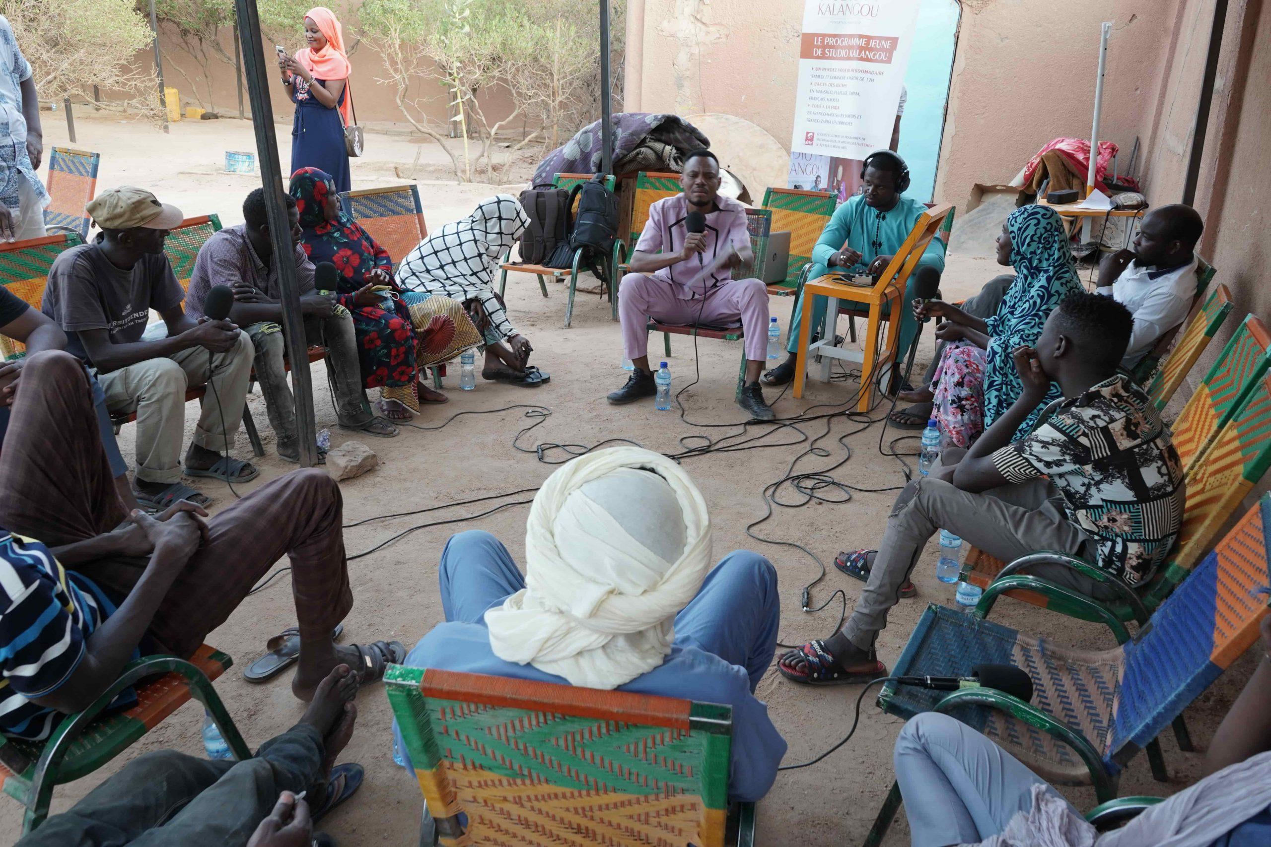 Les difficultés de l'entreprenariat et business des jeunes d'Agadez