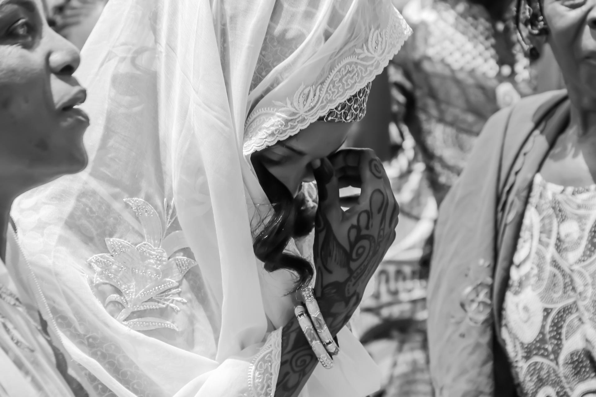 Discussion autour de la dot de mariage d'une jeune fille
