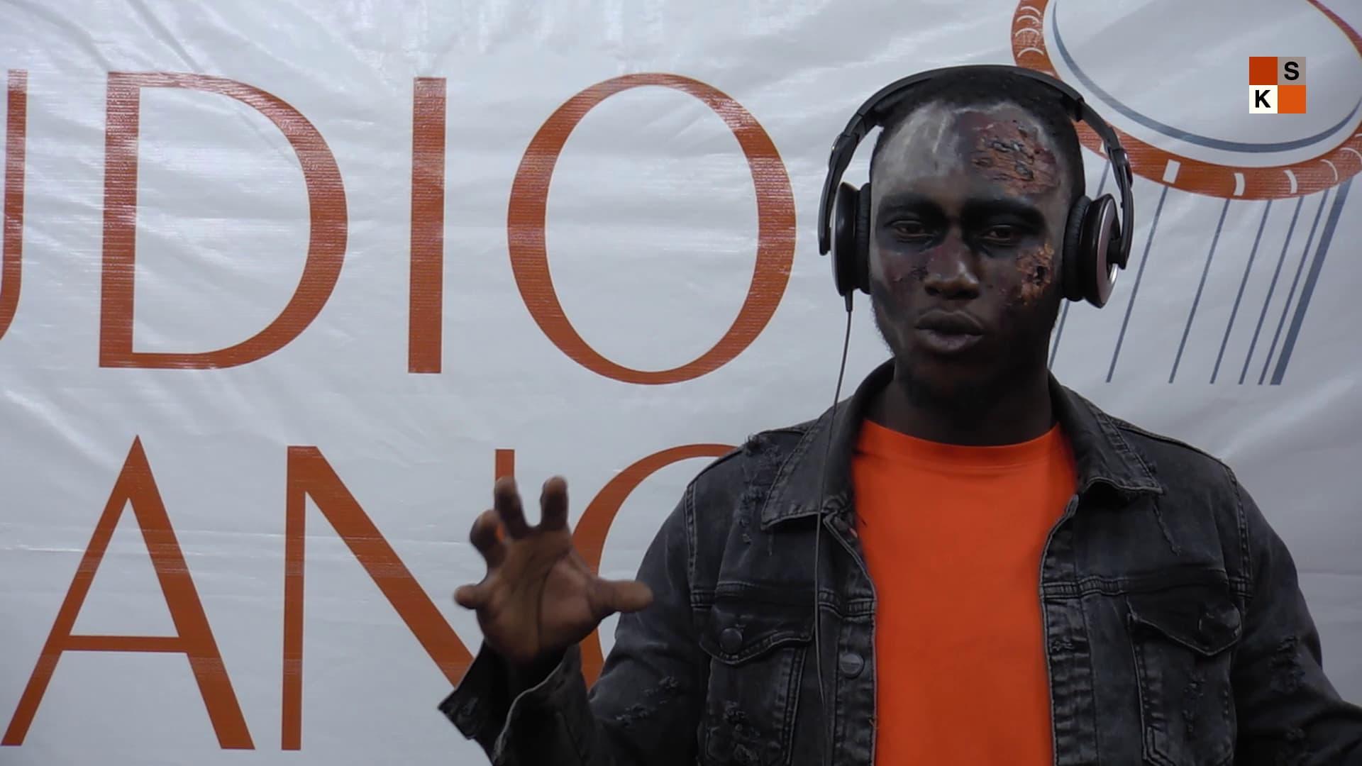 Don D reçoit le rappeur Akeem dans sa rubrique «Covid-19, l'artiste s'exprime»