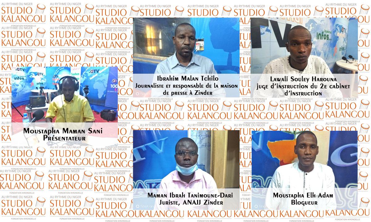 L'émergence des medias sociaux au Niger et la loi sur la cybercriminalité