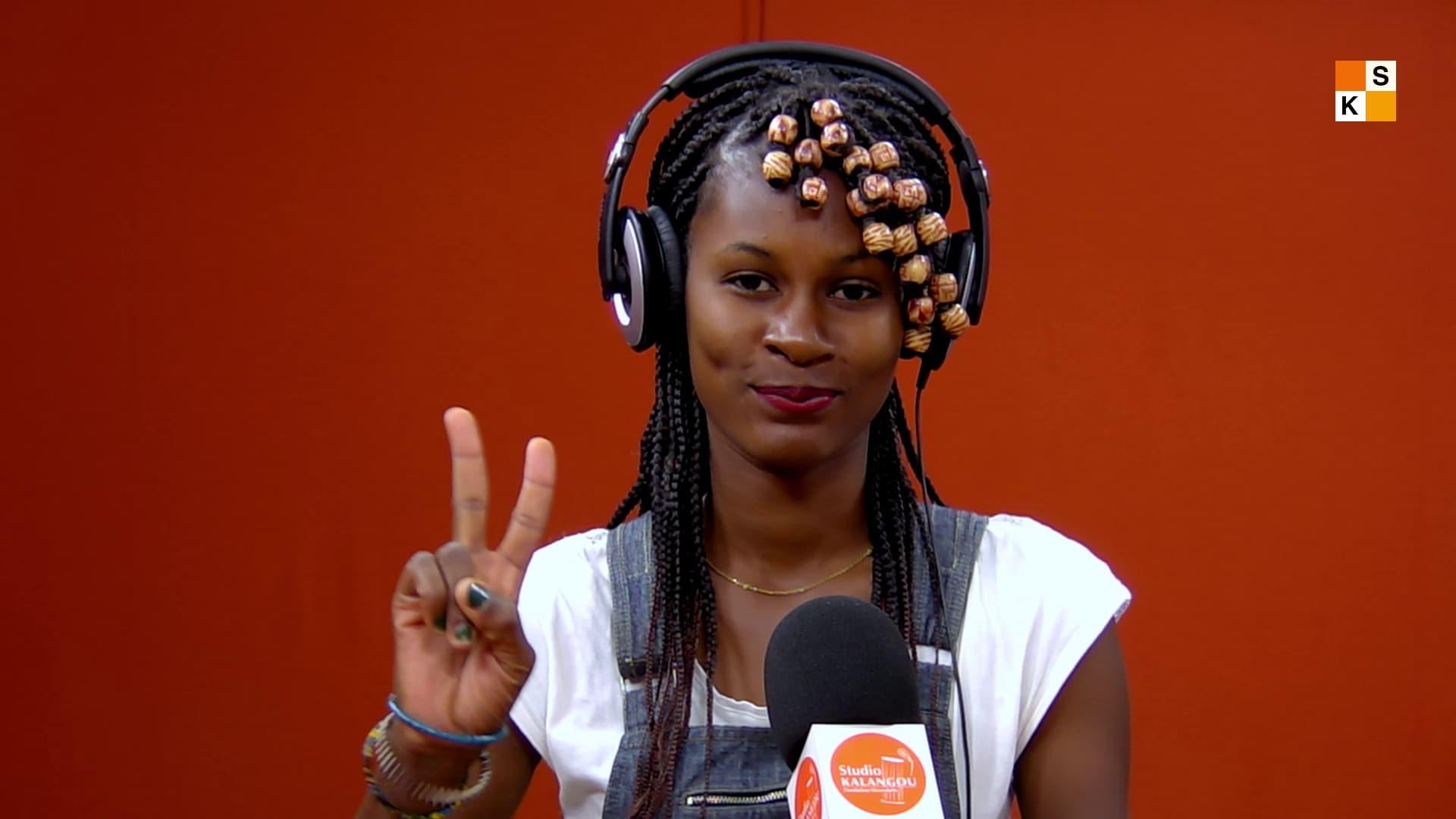 Marie Diallo était l'invité de la rubrique «Covid-19, l'artiste s'exprime» de Don D