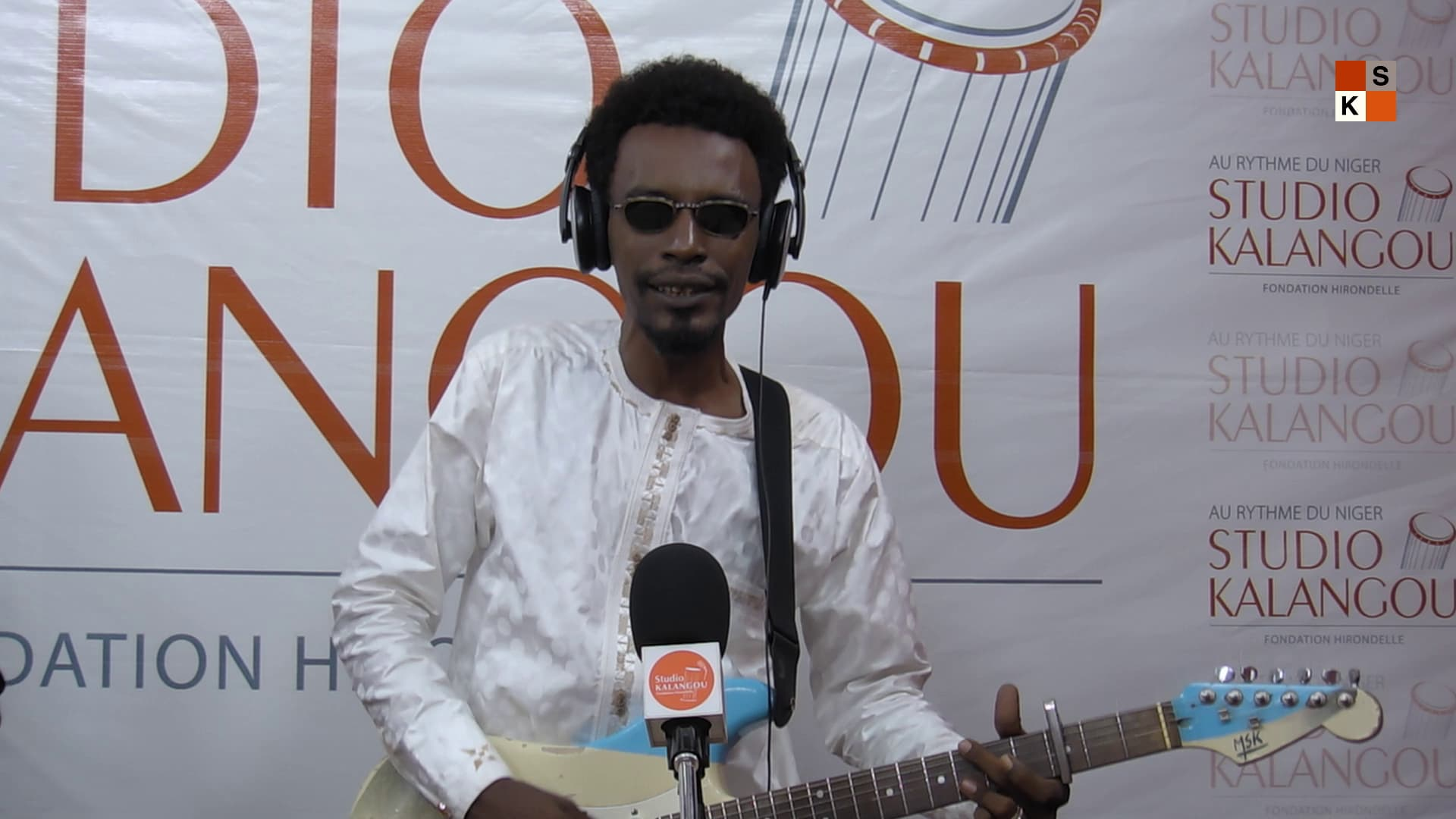 Oumar Zadia, invité de la rubrique « Covid-19, l'artiste s'exprime »