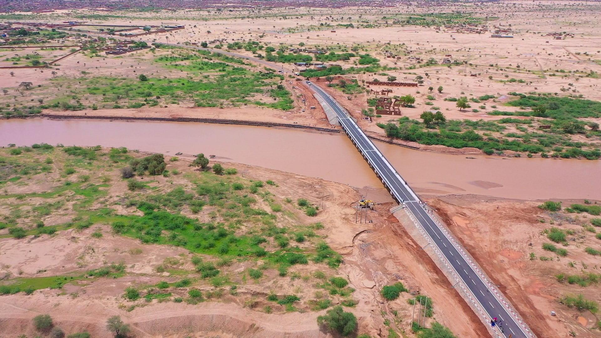 Pont Telwa : « tout à l'heure nous avons passé sans problème »