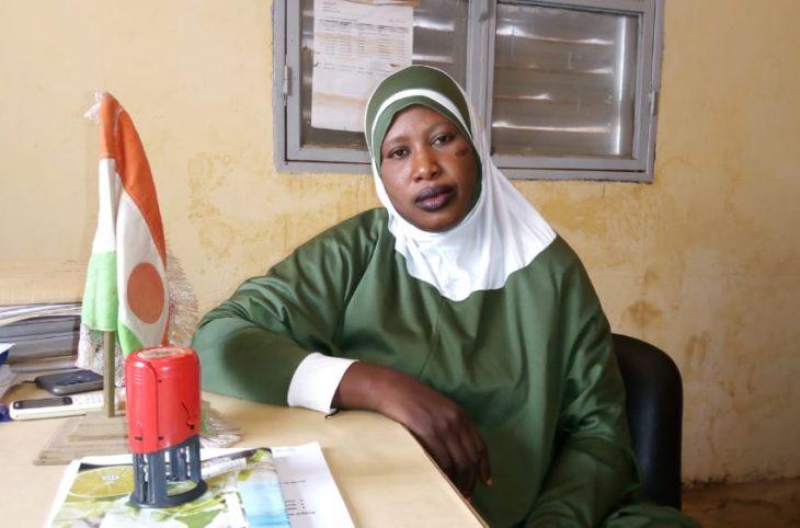 Portrait de la 1ère femme élue maire à Bengou dans le département de Gaya