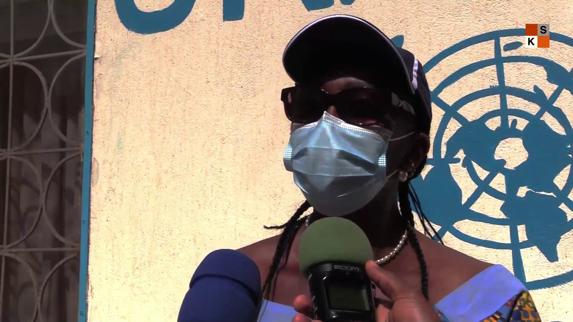 La représentante de l'OMS au Niger explique les vaccins contre le covid-19