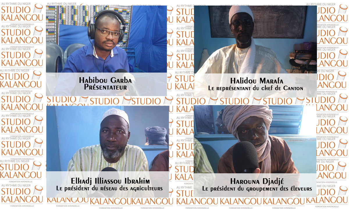 La situation agro-pastorale à Filingué : les acteurs face à l'insécurité