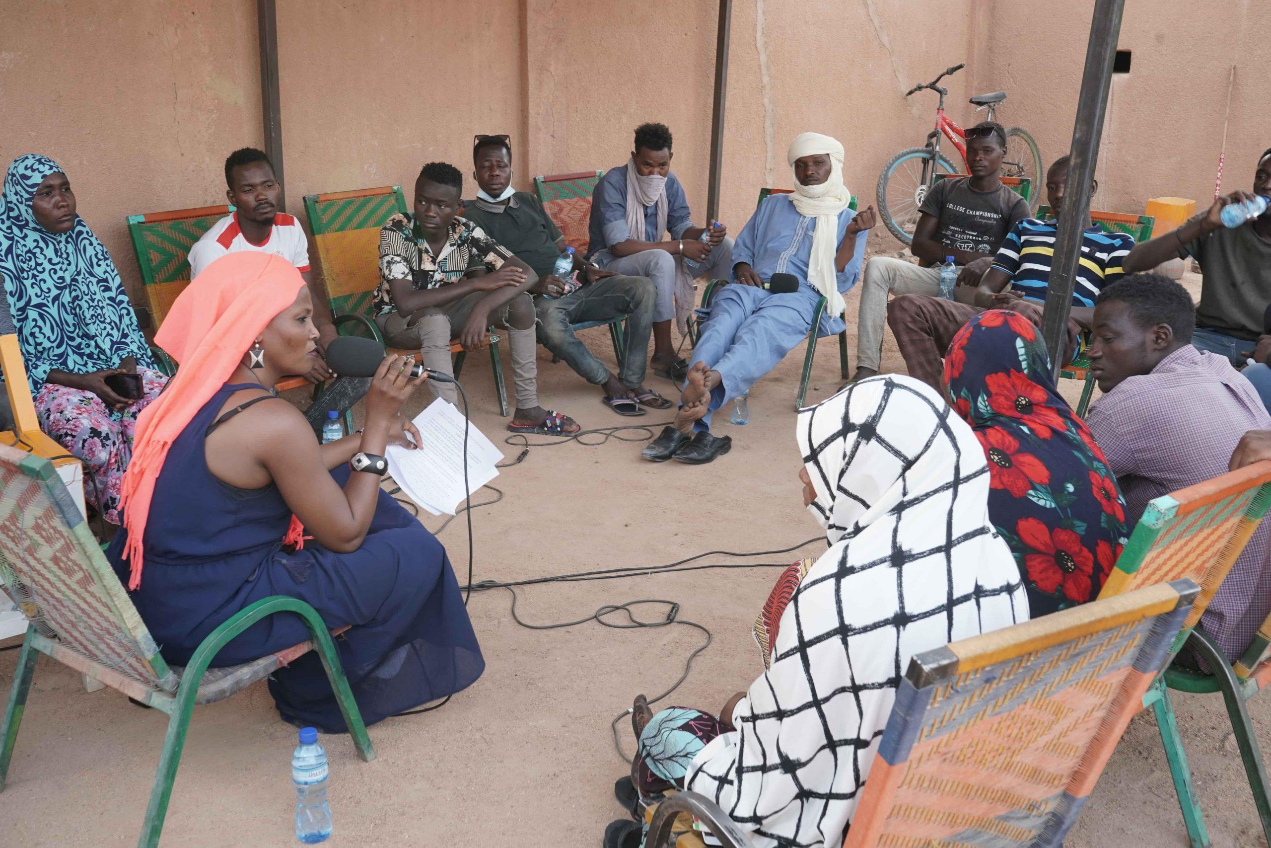 Quelles sont les spécificités et les opportunités de l'entrepreneuriat des jeunes d'Agadez ?