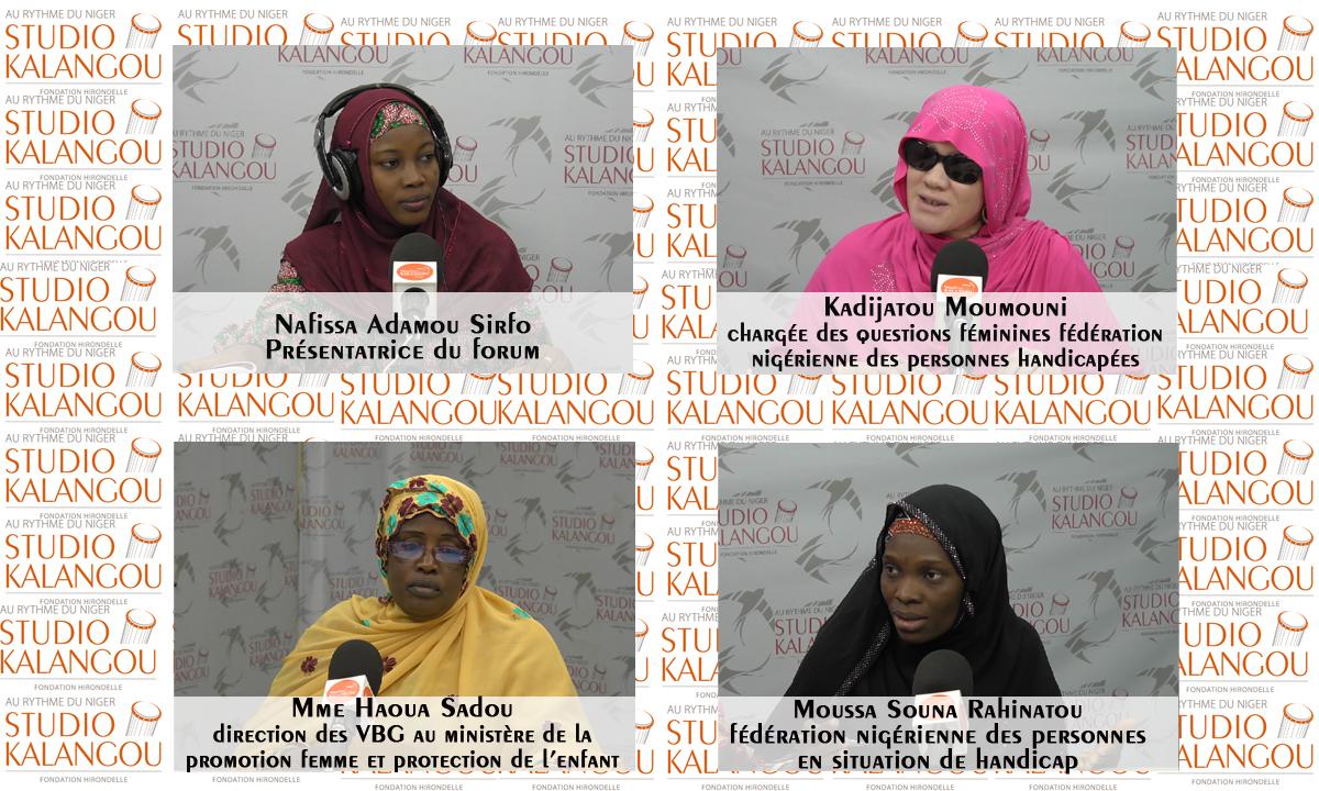 Violences basées sur le genre à l'encontre des femmes en situation de handicap dans les services