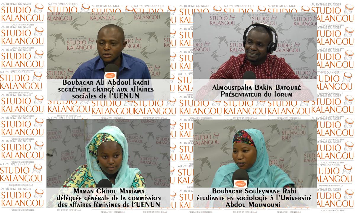 Violences basées sur le genre à l'université Abdou Moumouni de Niamey : Cas des étudiantes