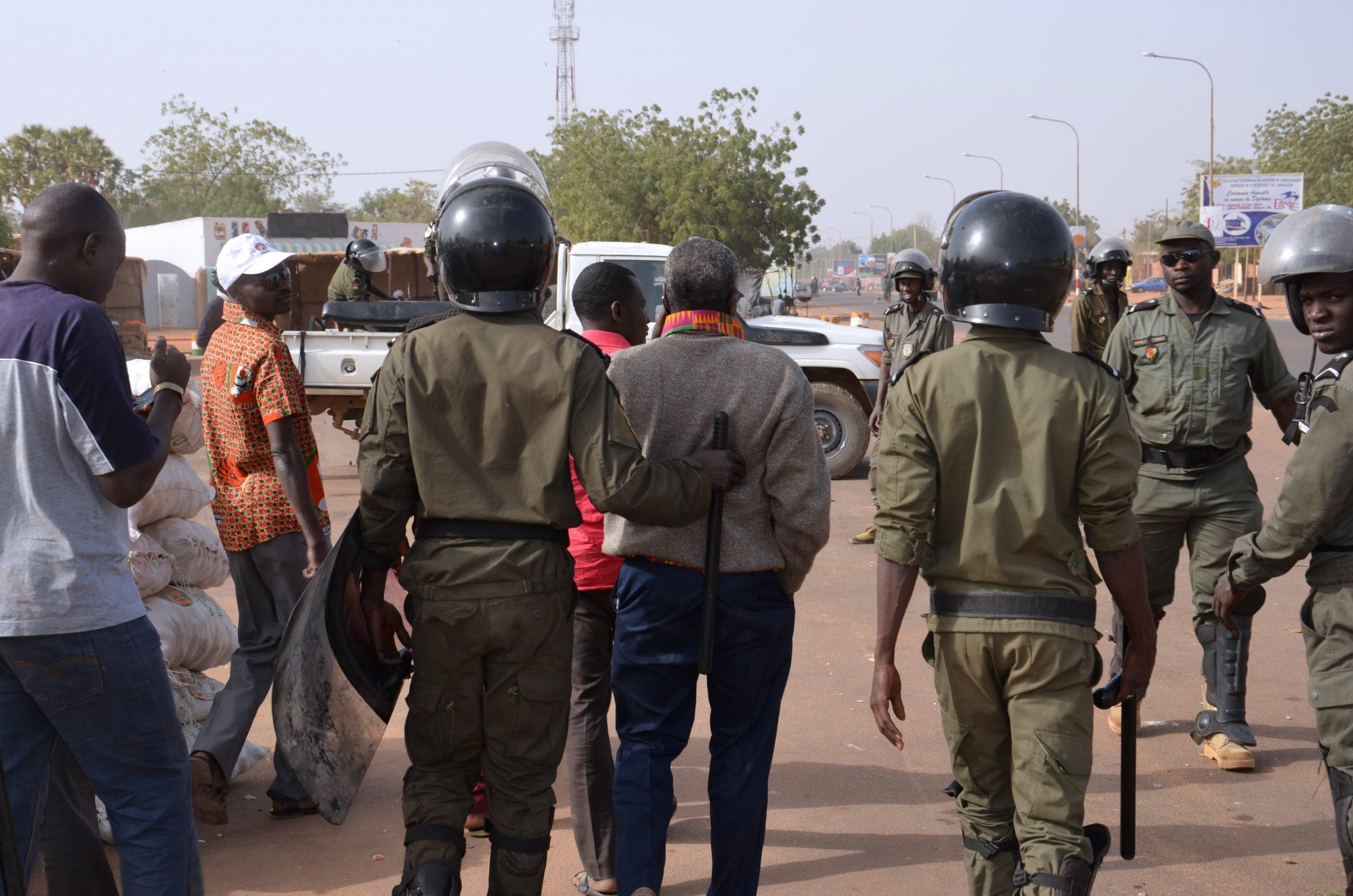 Qui saisir en cas de violences policières ?